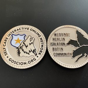 SCION Challenge Coin